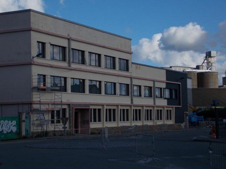 ravalement de facade immeuble