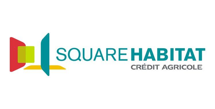 Square habitat logo